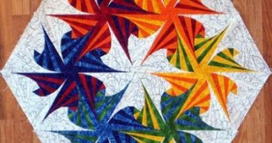 Twisted Star Quilt