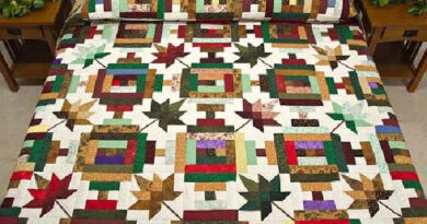 Quilt Autumn at the Courthouse – Pattern