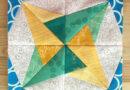 Twirl Quilt Block – Tutorial – Free Pattern